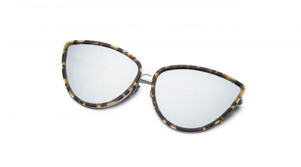 Leopard-Silver/Silver Mirror