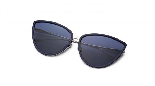 Navy Blue-Silver/Black