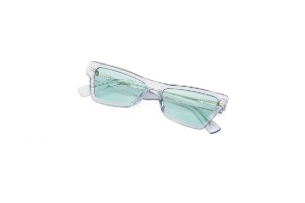 Shiny Transparen/Light Green