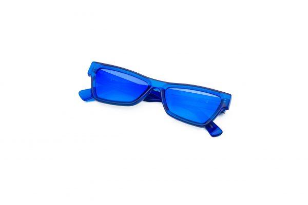 Transparent Blue/Blue Kopajos