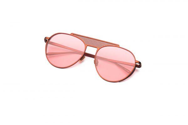 Bronze/Transpa Pink