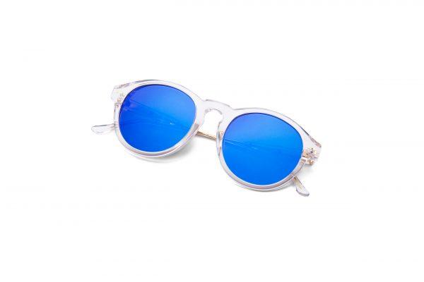 Transparent/Blue Kopajos