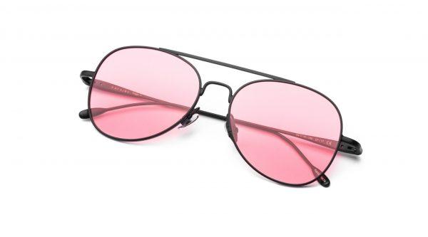 Black/Transpa Pink