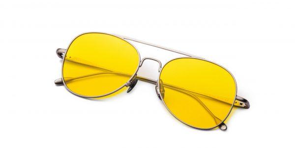 Silver Gun/Transpa Yellow
