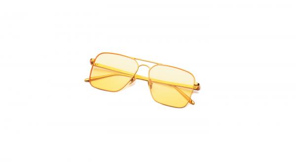 Shiny Gold/Transpa Yellow